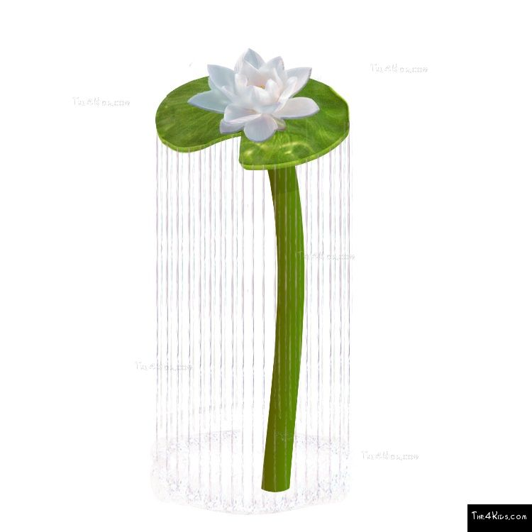Image of Lily Pad Post Topper
