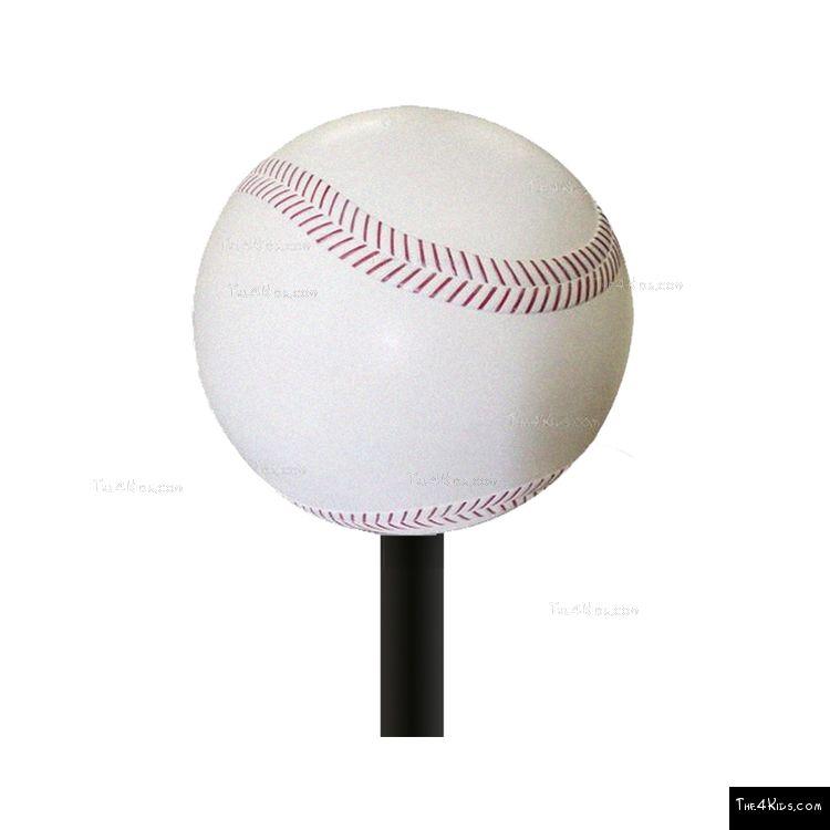 Image of Baseball Post Topper