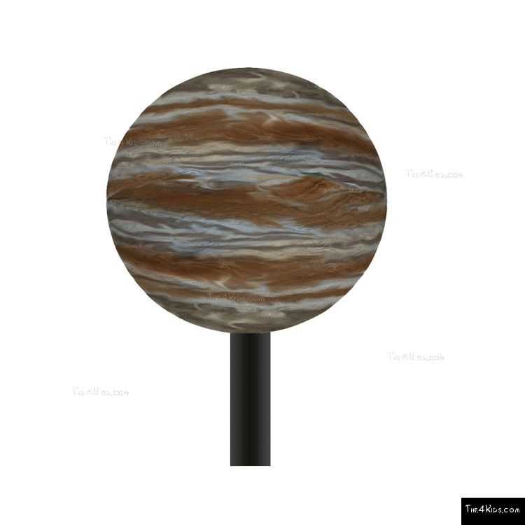 Image of Jupiter Post Topper