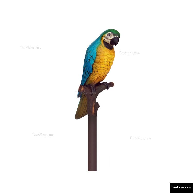 Image of Parrot Post Topper