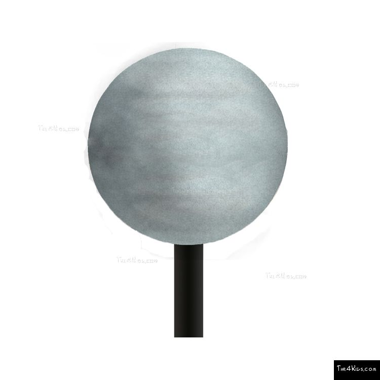 Image of Uranus Post Topper