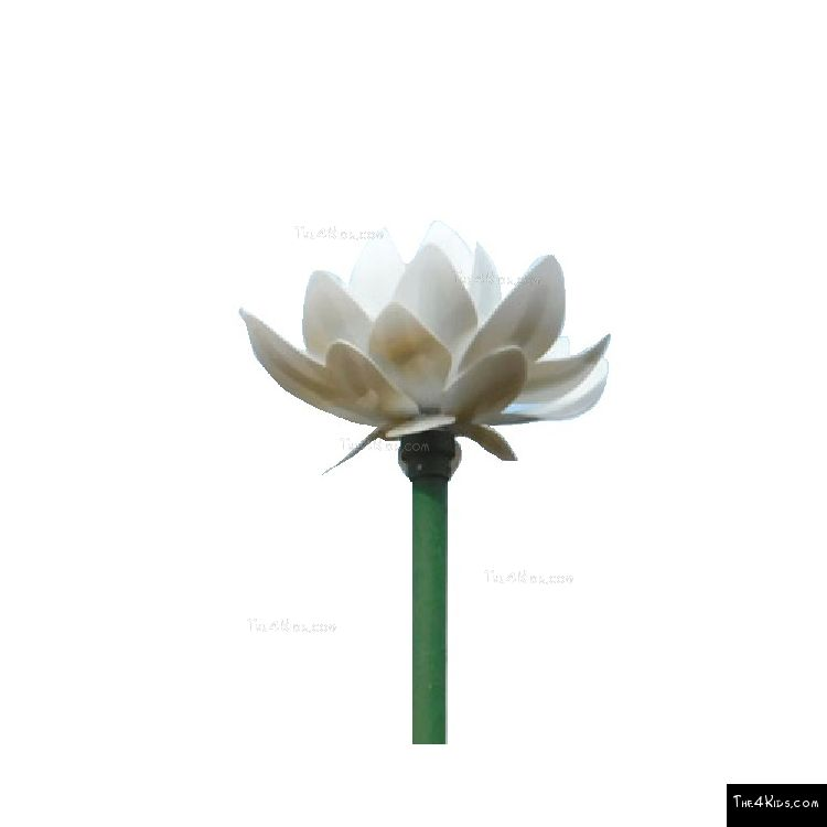 Image of Water Lily Post Topper