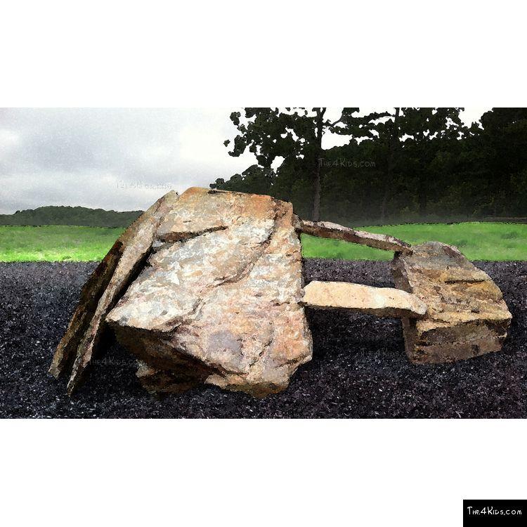 Image of Sawtooth Rock Climber
