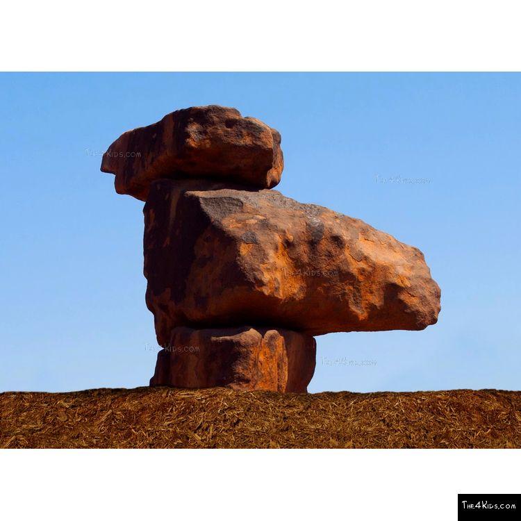 Image of Cairn Rock Climber
