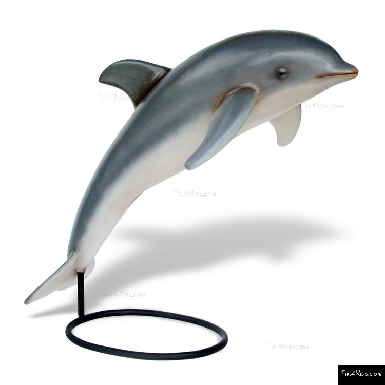 Image of Dolphin Sculpture