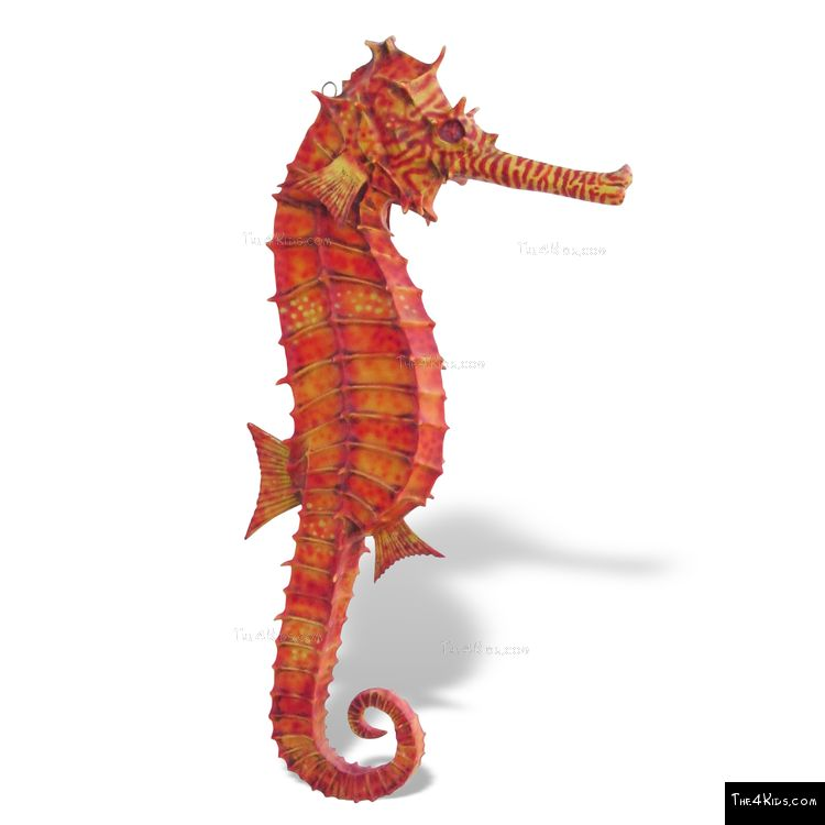 Image of Sea Horse Sculpture