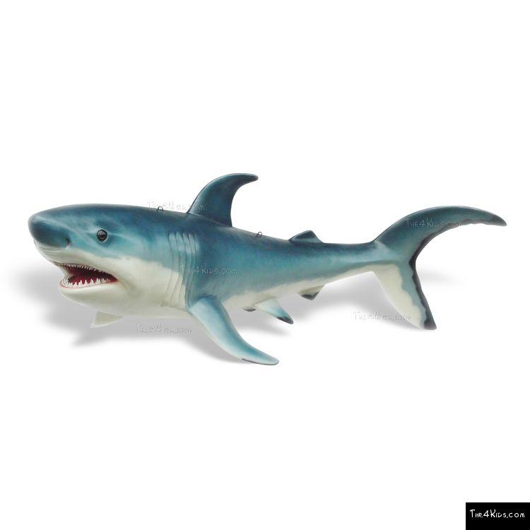 Image of Shark Sculpture