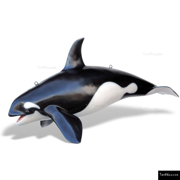 Image of Orca Whale Sculpture