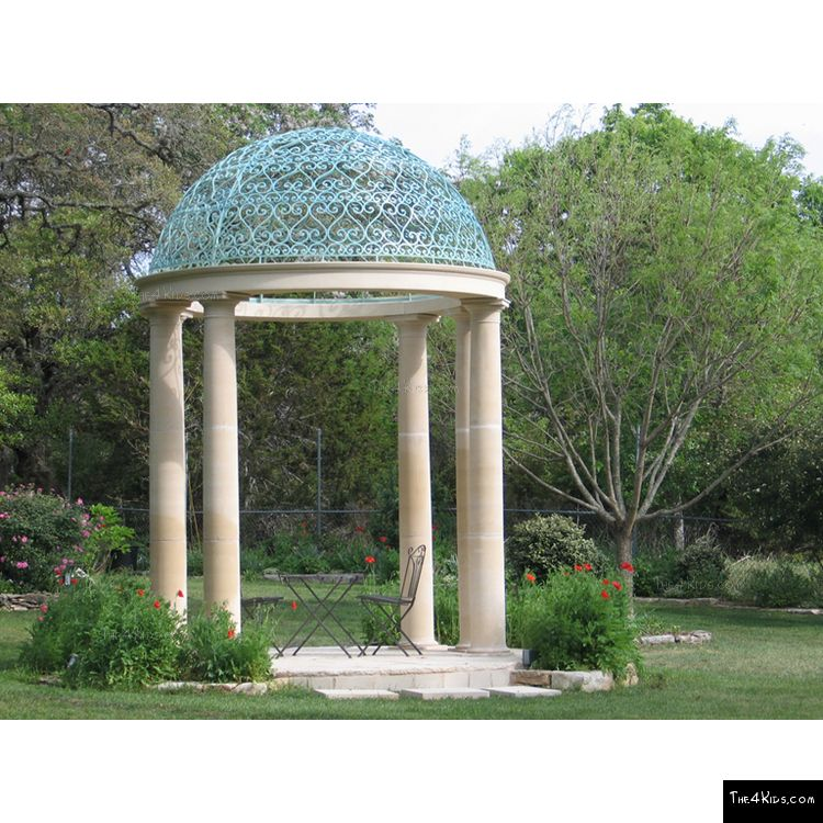 Image of Pemberly Gazebo