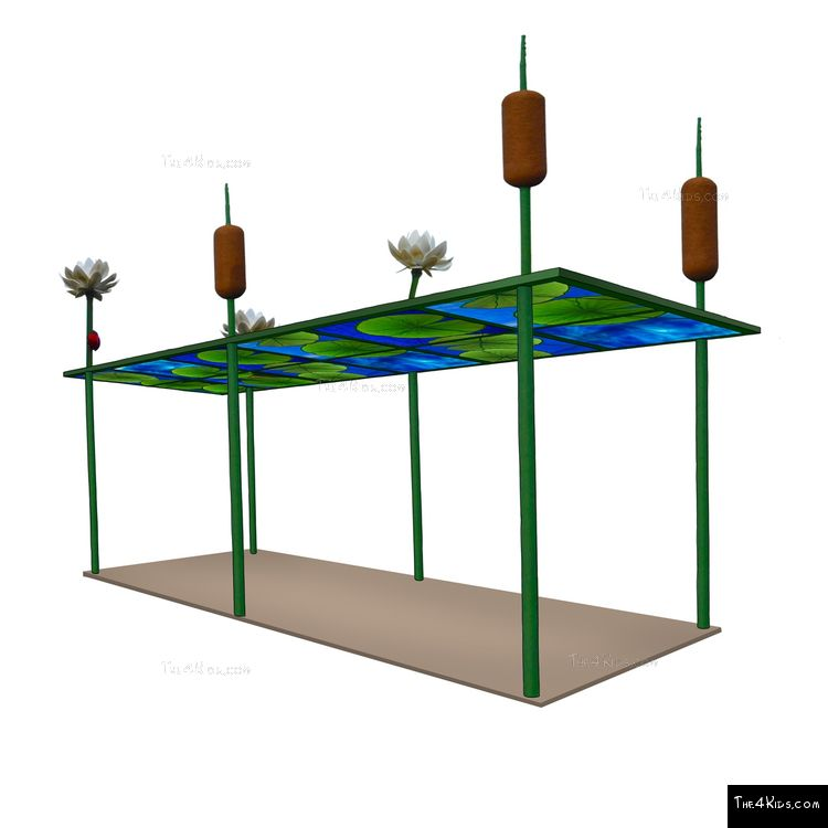 Image of Water Lily Pergola