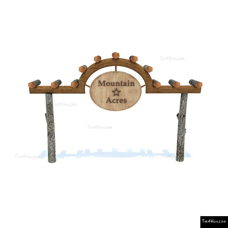 Image of Del Norte Sign