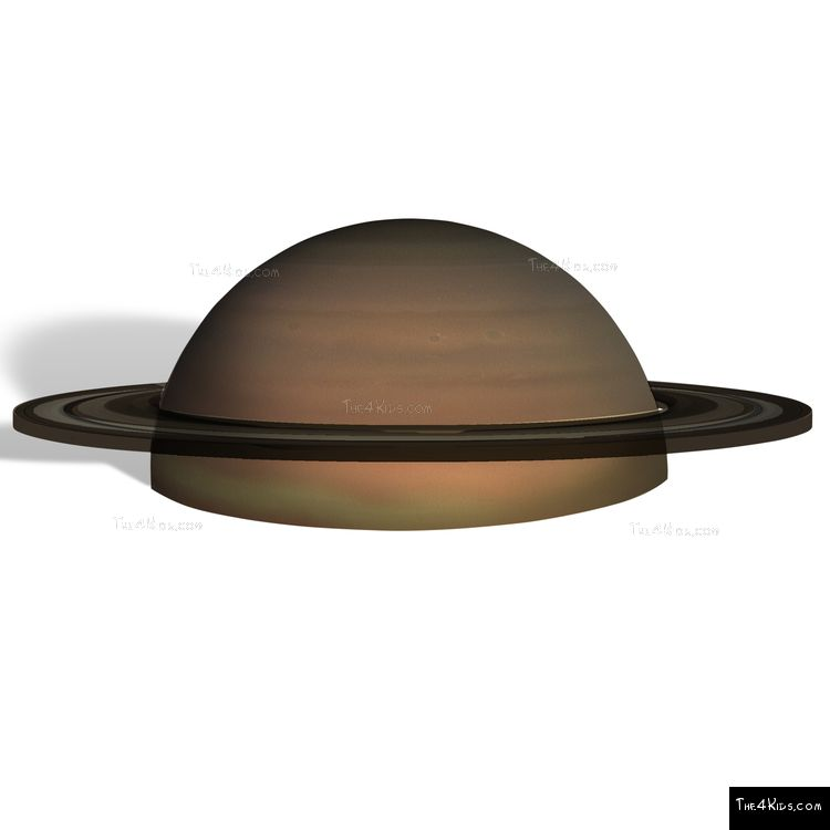 Image of Saturn Space Sphere