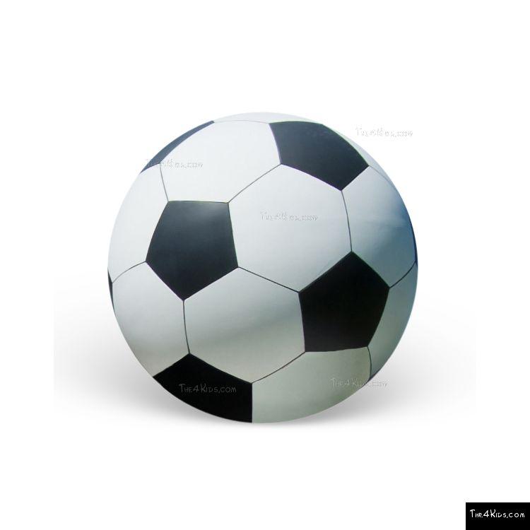 Image of Soccer Ball Bollards