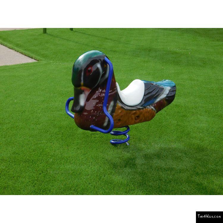 Image of Duck Spring Rocker