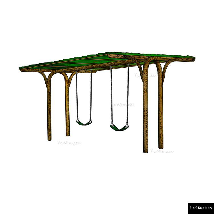Image of Tree Canopy Swing