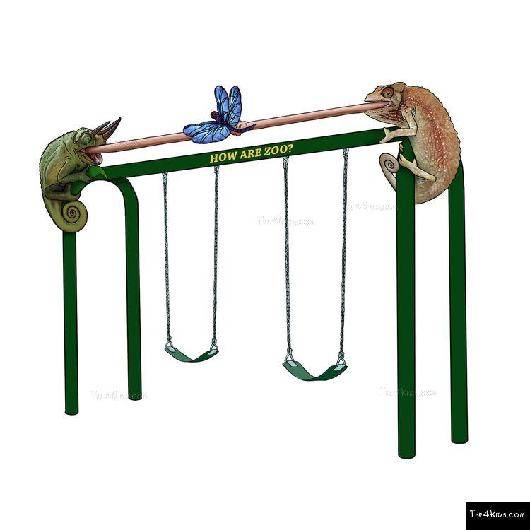Image of Chameleon Swing