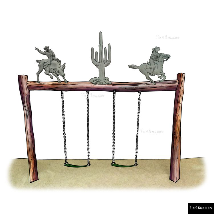 Image of Rodeo Swing Set