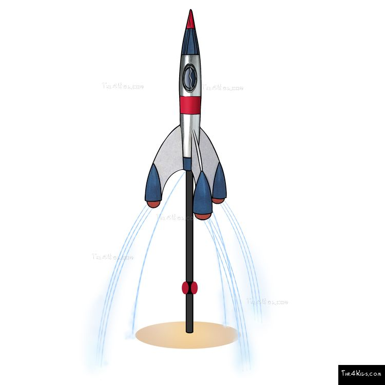 Image of Rocket Water Jet
