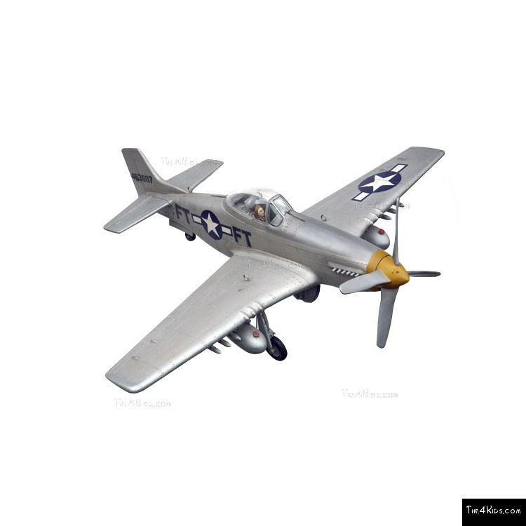 Image of Mustang Model Plane