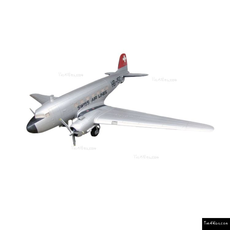 Image of DC Model Airplane