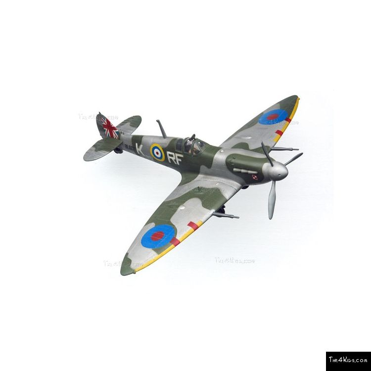 Image of Spitfire Model Airplane Small