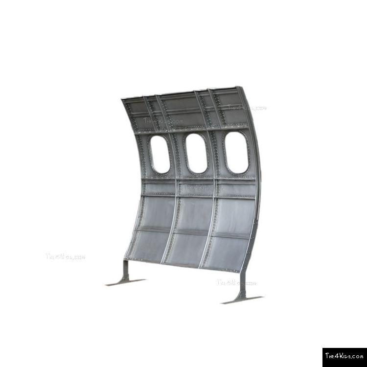 Image of Airplane Fuselage Panel