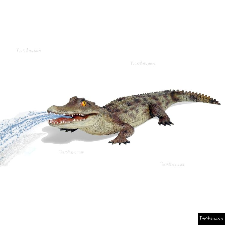 Image of 7ft Caiman Alligator