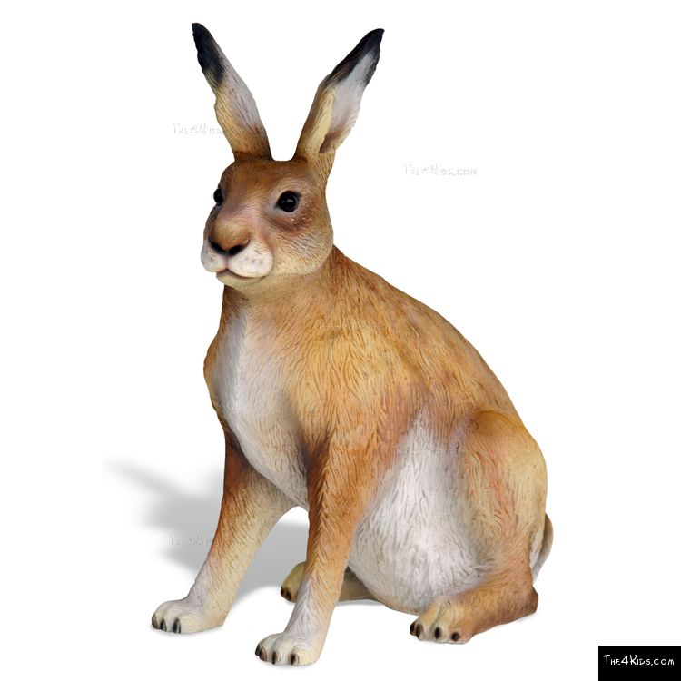 Image of Jack Rabbit Sculpture