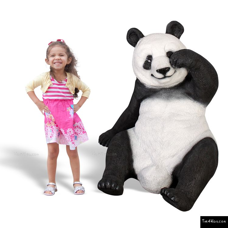 Image of 3ft Panda