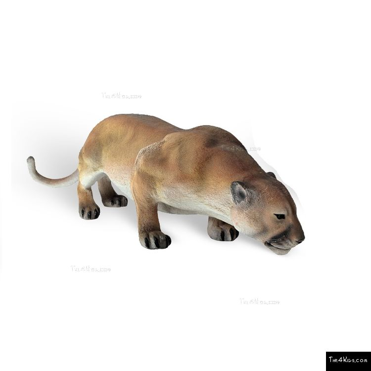 Image of Cougar Play Sculpture