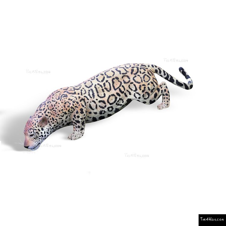 Image of Jaguar Play Sculpture