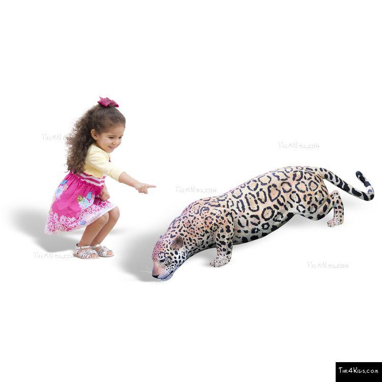 Image of Jaguar Play Sculpture