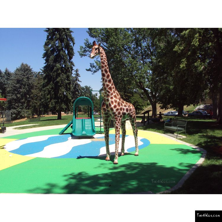 Image of 12ft Giraffe