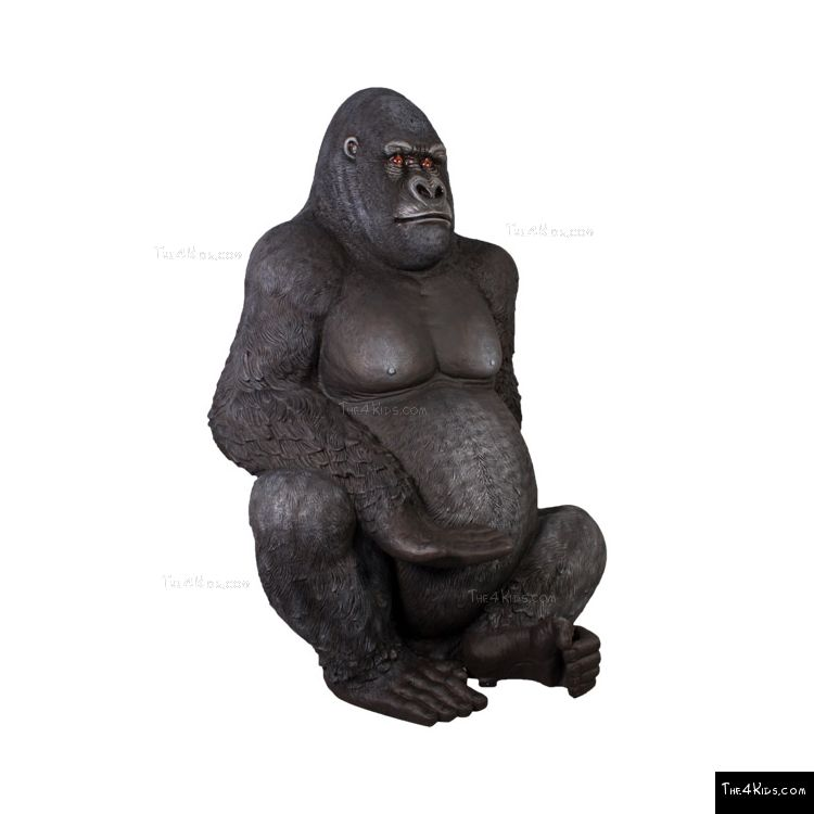 Image of Jumbo Sitting Gorilla