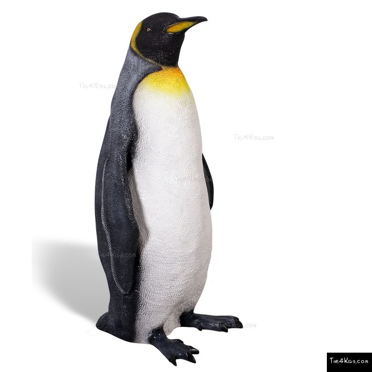 Image of King Penguin Play Sculpture