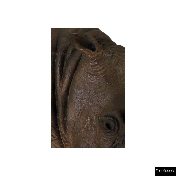 Image of Rhinoceros Play Sculpture