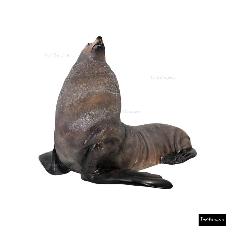 Image of Fur Seal Play Sculpture