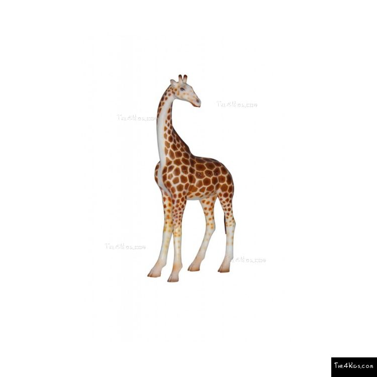 Image of 3ft Giraffe Sculpture