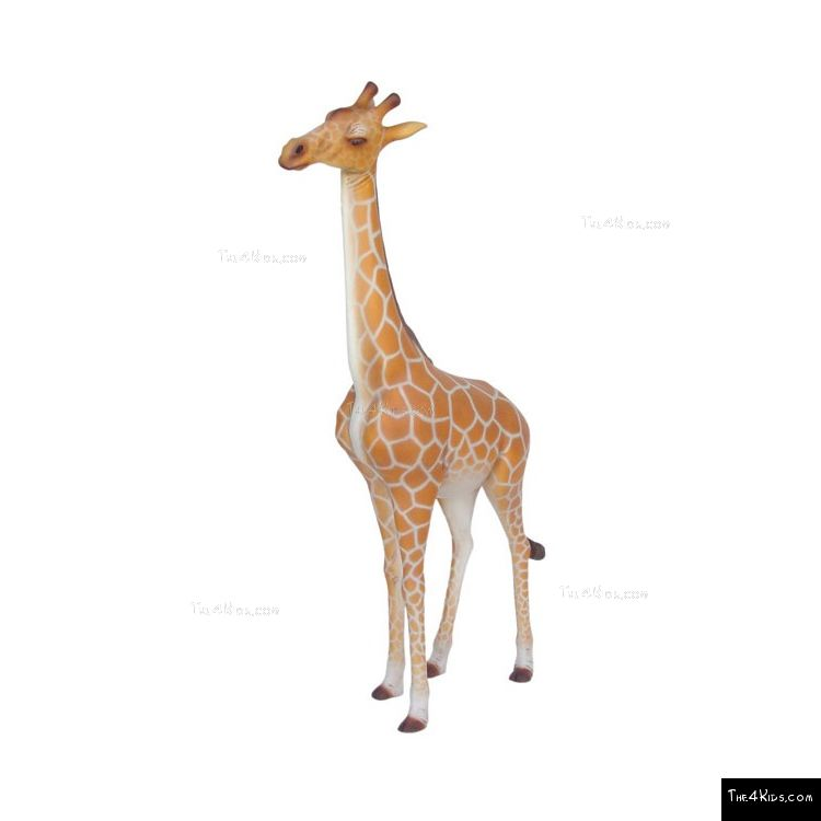 Image of 6ft Curious Giraffe