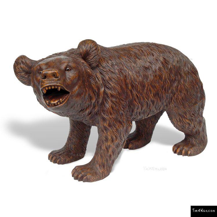 Image of Large Bear Walking