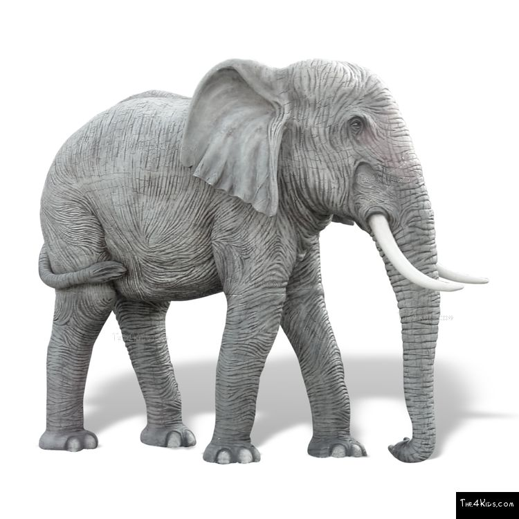 Image of 10ft Elephant