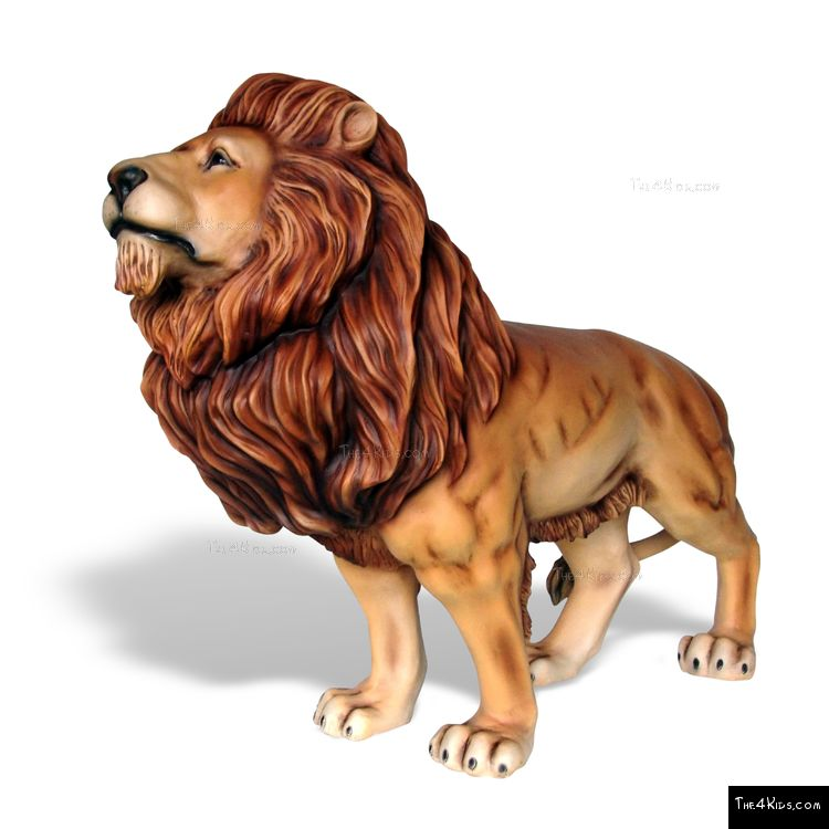 Image of Lion King Sculpture