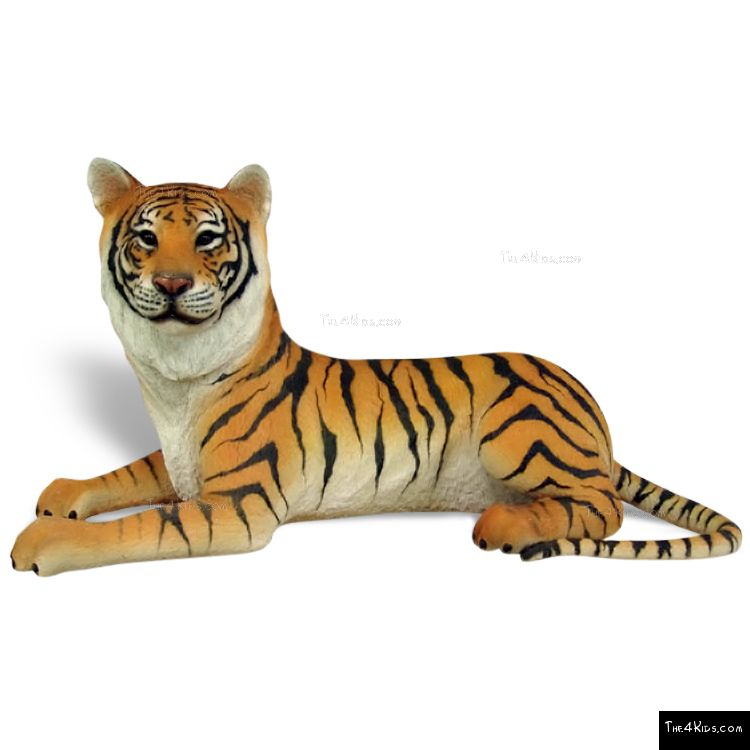 Image of Lying Tiger