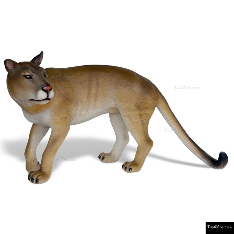 Image of Cougar Sculpture