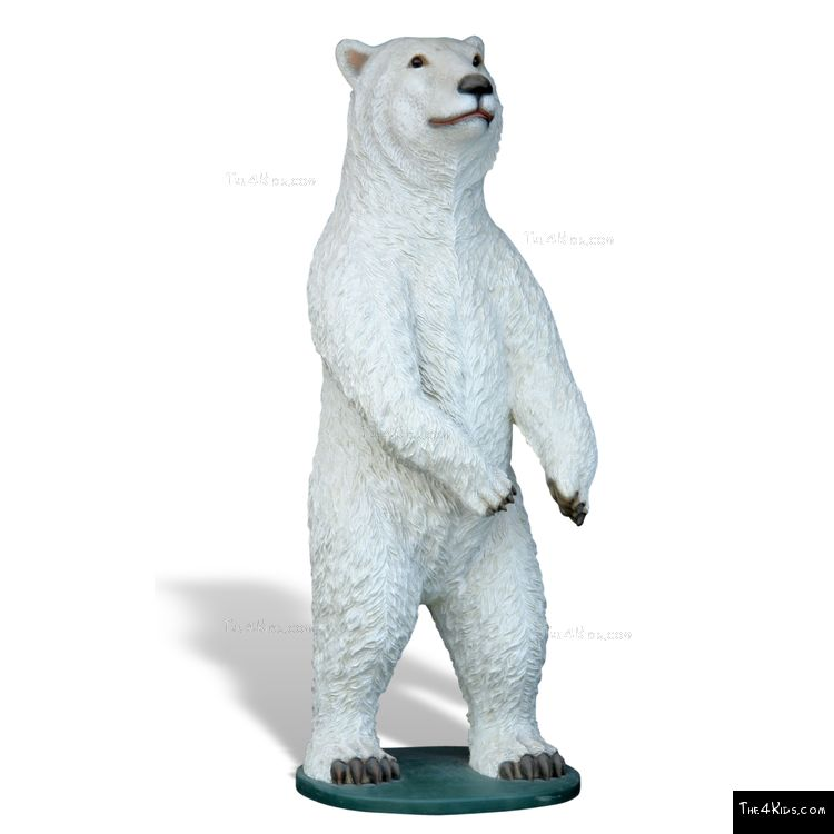 Image of Polar Bear Standing
