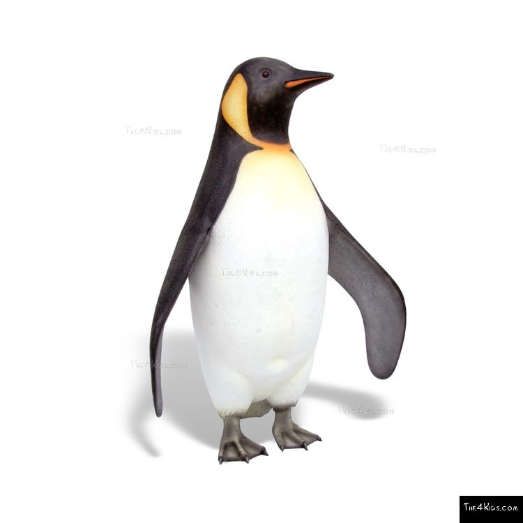 Image of Penguin Sculpture