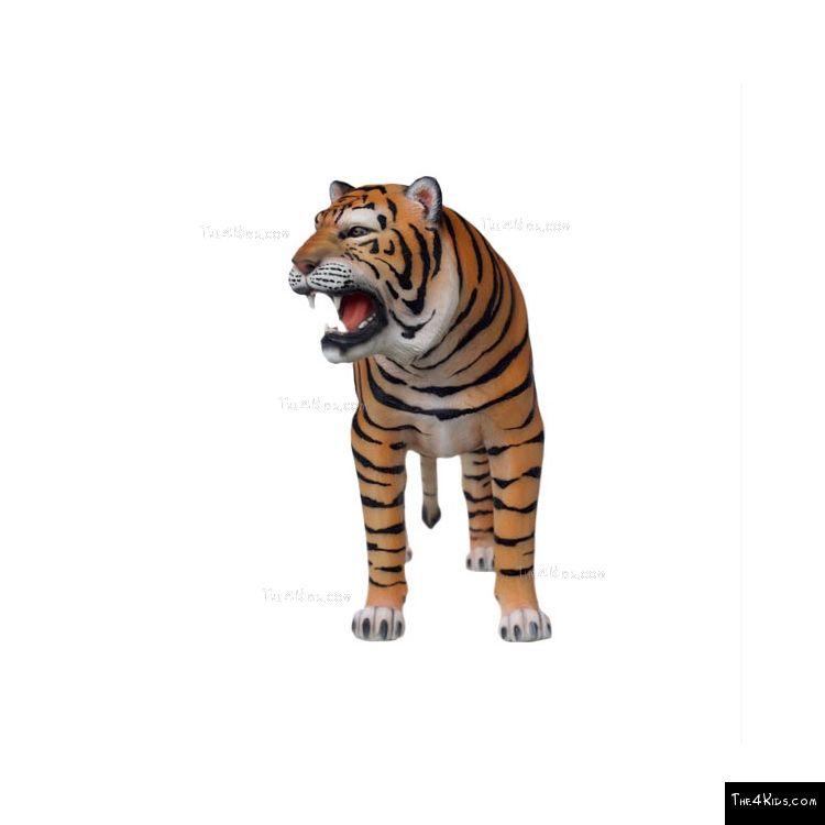 Image of Roaring Bengal Tiger