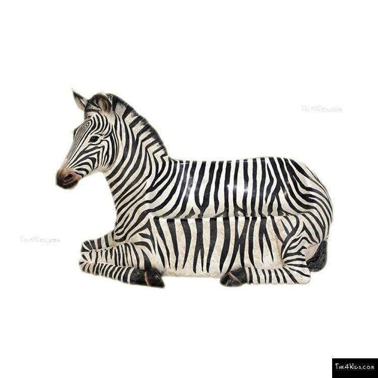 Image of Zebra Bench