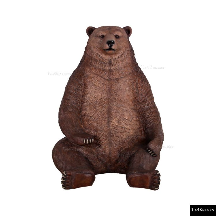 Image of Giant Sitting Bear
