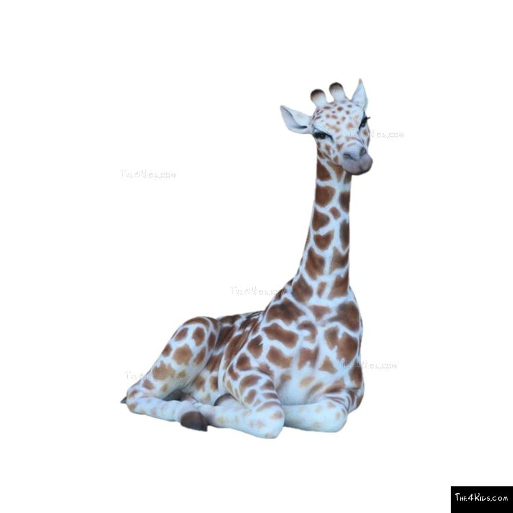 Image of 4ft Sitting Giraffe